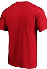 '47 Men's Fan T-Shirt Chicago Blackhawks Red