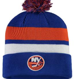Fanatics Fanatics Men's Locker Room '20 Draft Knit New York Islanders Blue