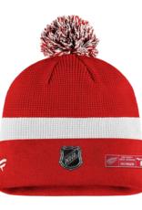 Fanatics Fanatics Men's Locker Room '20 Draft Knit Detroit Red Wings Red