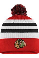 Fanatics Fanatics Men's Locker Room '20 Draft Knit Chicago Blackhawks Red