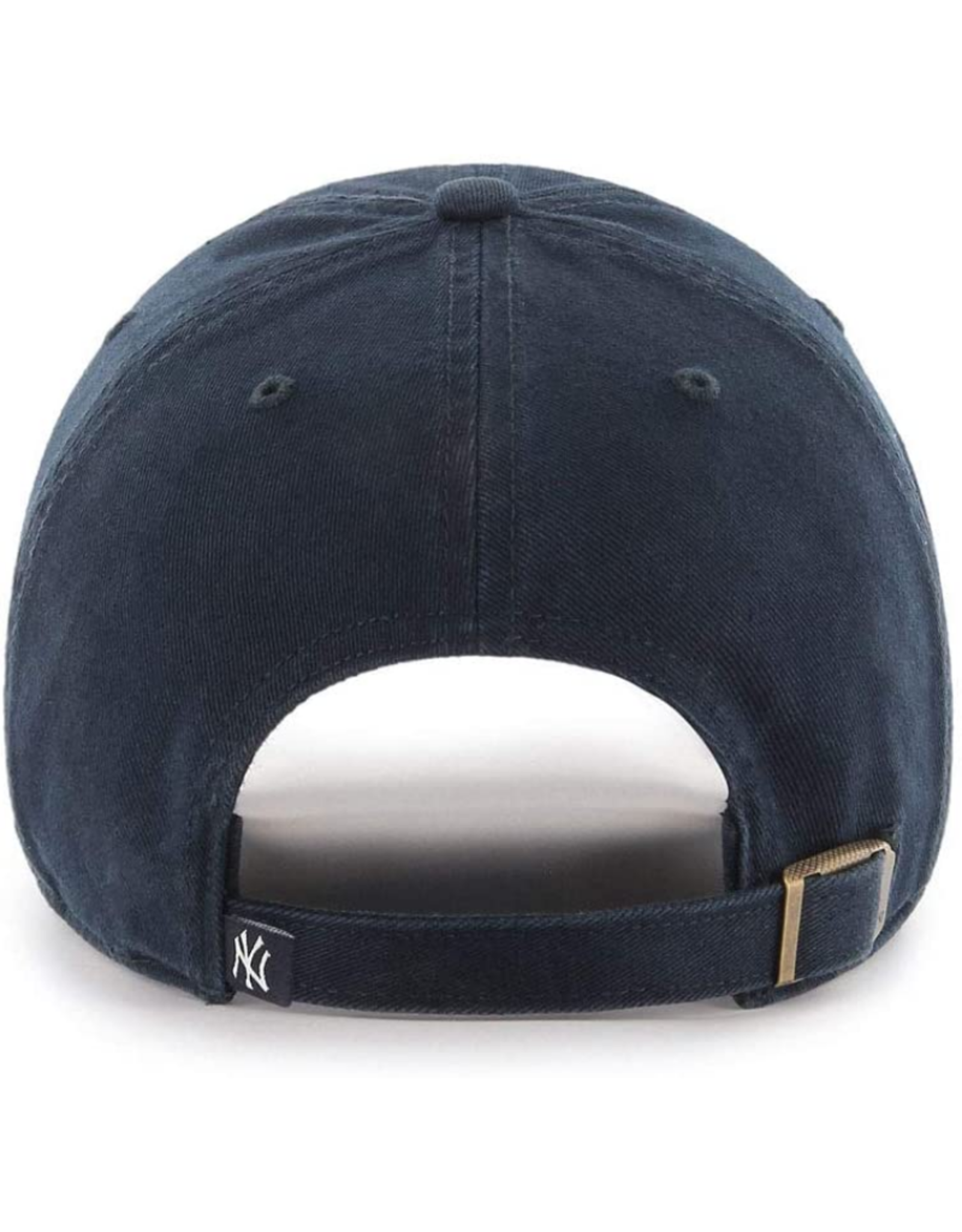 '47 Men's Clean Up Adjustable Hat New York Yankees Navy