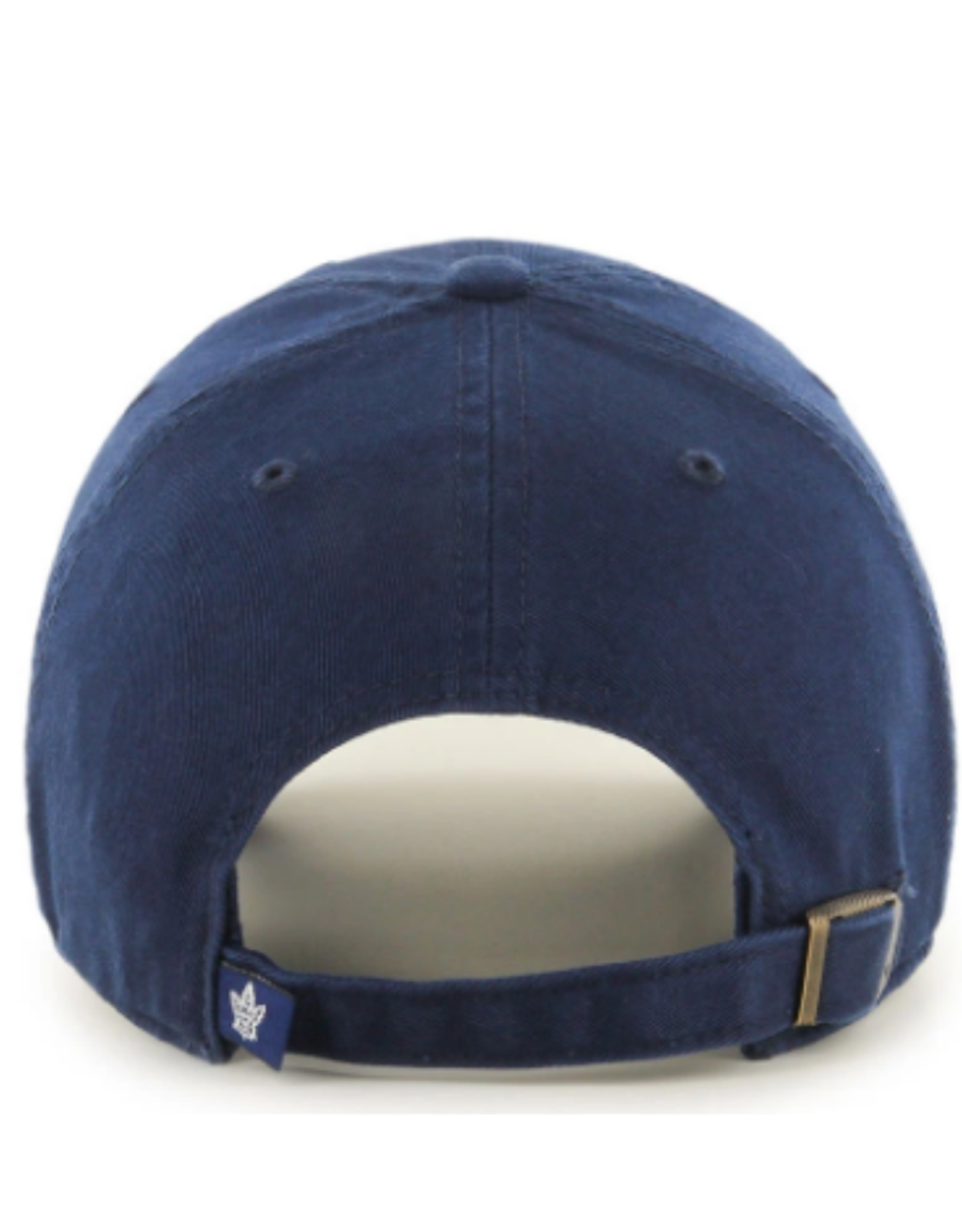 '47 Men's Clean Up Adjustable Hat Toronto Maple Leafs Navy