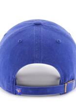 '47 Men's Clean Up Adjustable Hat Toronto Blue Jays Blue