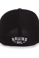 OTH Men's Ice Chip Stretch-Fit Hat OS Boston Bruins Carbon