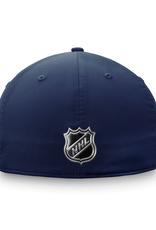 Fanatics Fanatics '20 Authentic Pro Draft Flex Hat Toronto Maple Leafs Blue