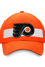 Fanatics Fanatics '20 Authentic Pro Draft Flex Hat Philadelphia Flyers Orange