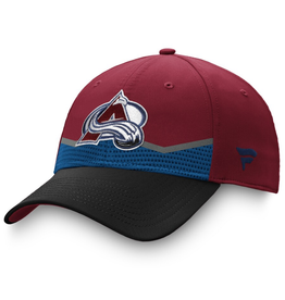 Fanatics Fanatics '20 Draft Flex Hat Colorado Avalanche Burgundy