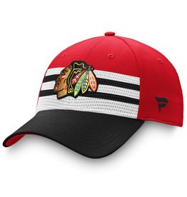 Fanatics Fanatics '20 Draft Flex Hat Chicago Blackhawks Red