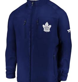 Fanatics Fanatics Men's Authentic Pro Rink Jacket Toronto Maple Leafs Blue