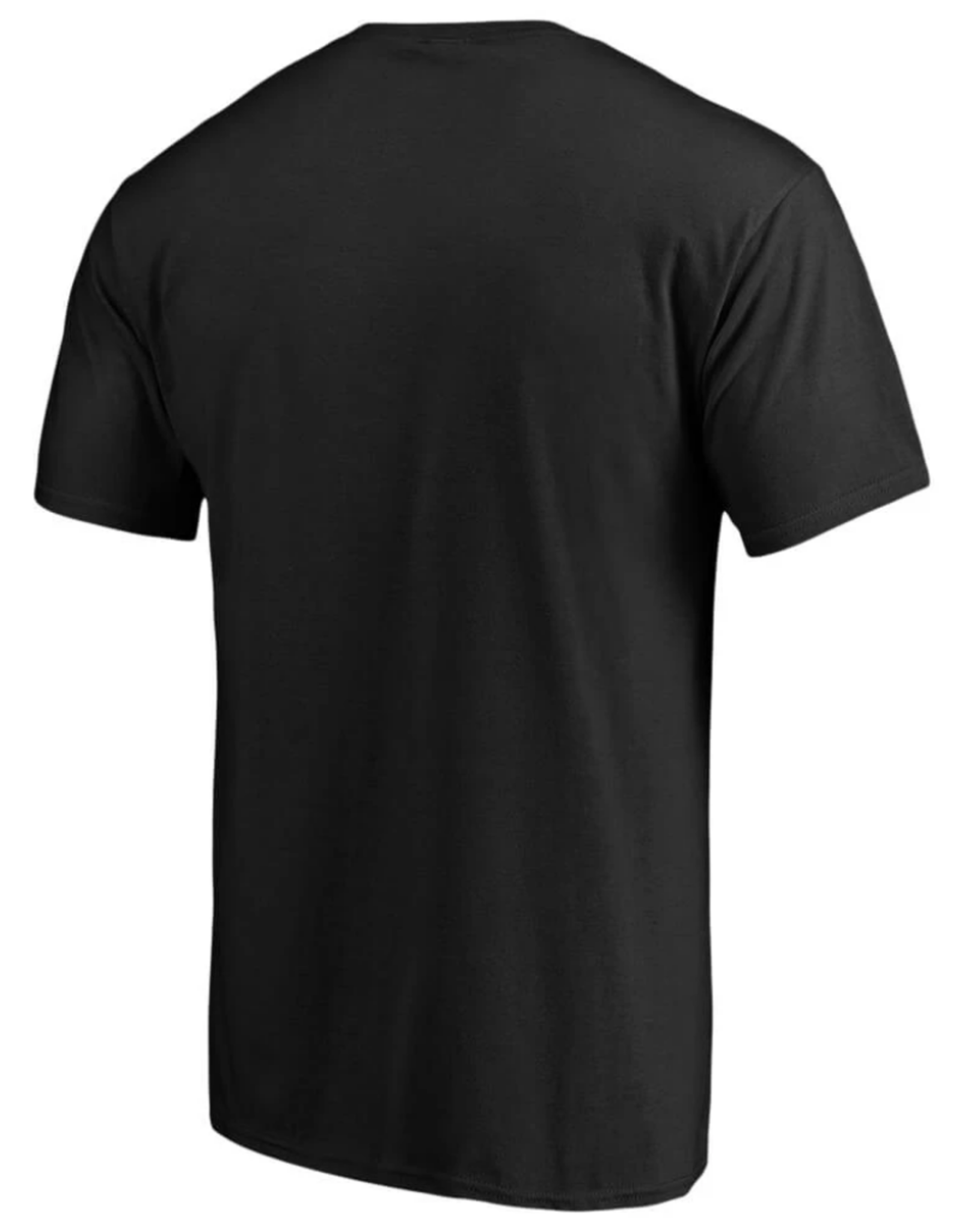 Fanatics Fanatics Men's Iconic Cotton T-Shirt Toronto Raptors Black