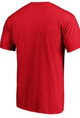 '47 Men's Big Logo T-Shirt Chicago Bulls Red