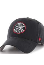 '47 Youth MVP Adjustable Hat Toronto Raptors Black