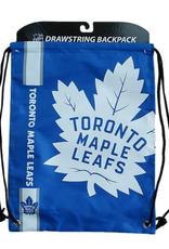 FOCO FOCO Drawstring Big Logo Bag Toronto Maple Leafs