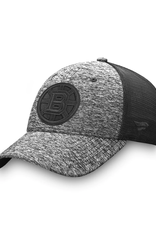 Fanatics Fanatics Men's Black Ice Stretch Fit Hat Boston Bruins Black