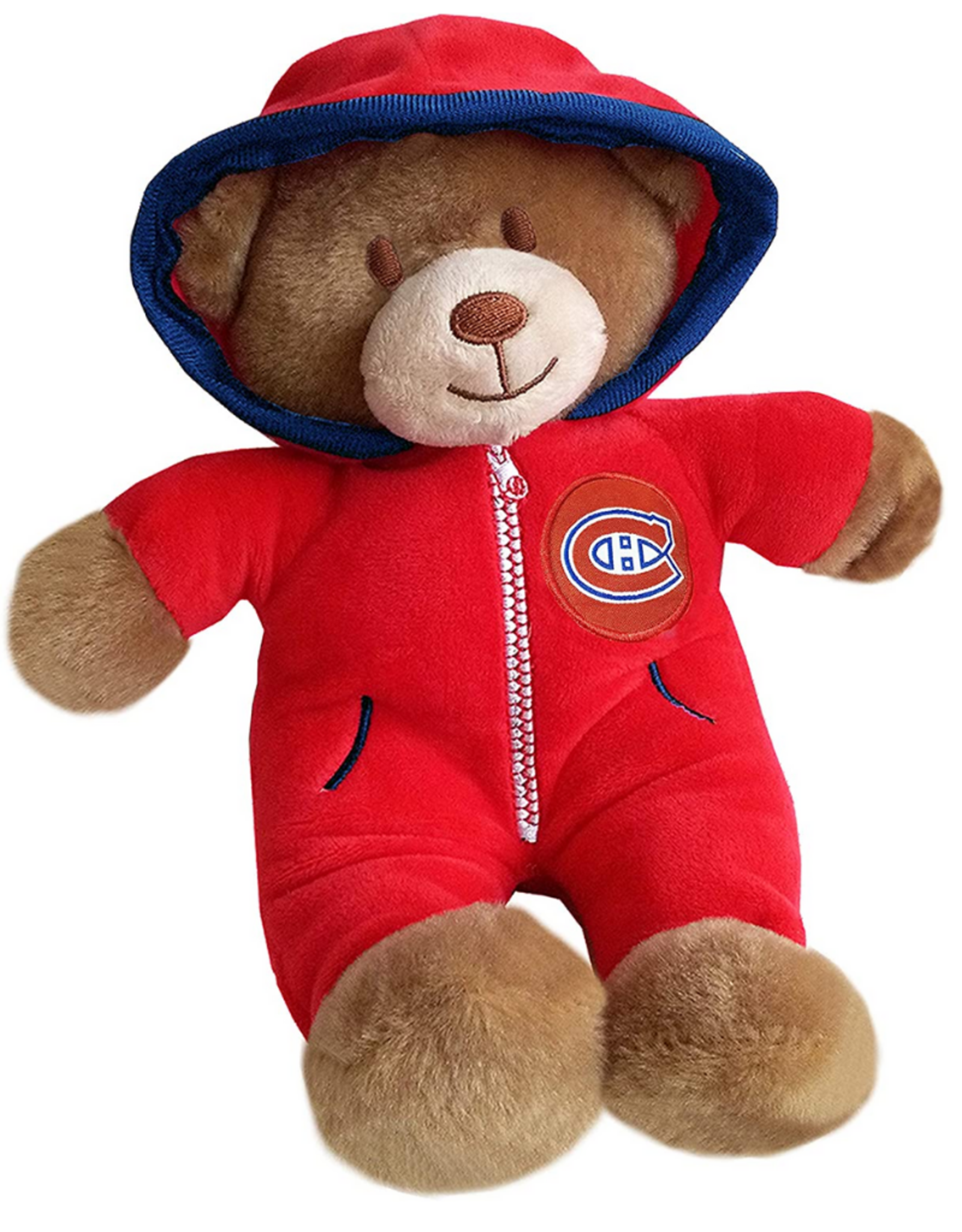 FOCO Jumpsuit Bear Montreal Canadiens
