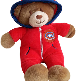 FOCO Jumpsuit Bear Montreal Canadiens