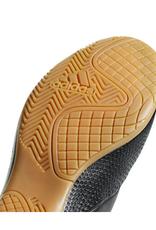 Adidas Adidas Men's  X 18.4 Indoor Court Shoes Black/Red