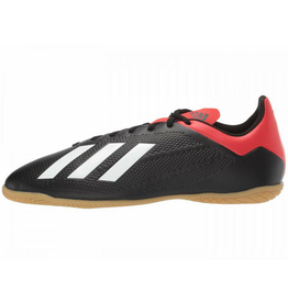 Adidas Adidas Men's  X 18.4 Indoor Court Shoes Black/Red
