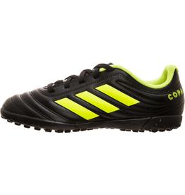 Adidas Adidas Men's Copa 19.4 Turf Shoe Black/Yellow