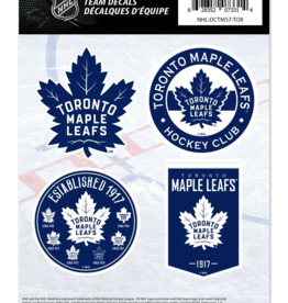 Mustang Mustang  Decals Toronto Maple Leafs