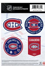 Mustang Mustang  Decals Montreal Canadiens