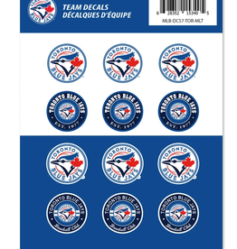 Mustang Mustang  Mini Decals Toronto Blue Jays