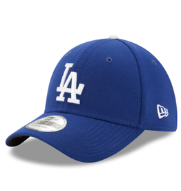 New Era Men's 39THIRTY Classic Stretch Hat Los Angeles Dodgers Royal