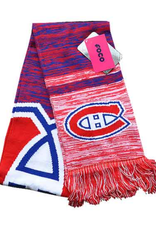 FOCO FOCO Colour Blend Scarf Montreal Canadiens