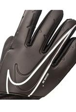 Nike Adult Goalkeeper Match Soccer Gloves Black