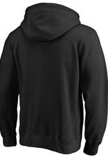 Fanatics Fanatics Men's Authentic Pro Prime Hoodie Pittsburgh Penguins Black
