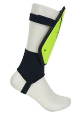 Nike Youth Charge Shin Guard Yellow