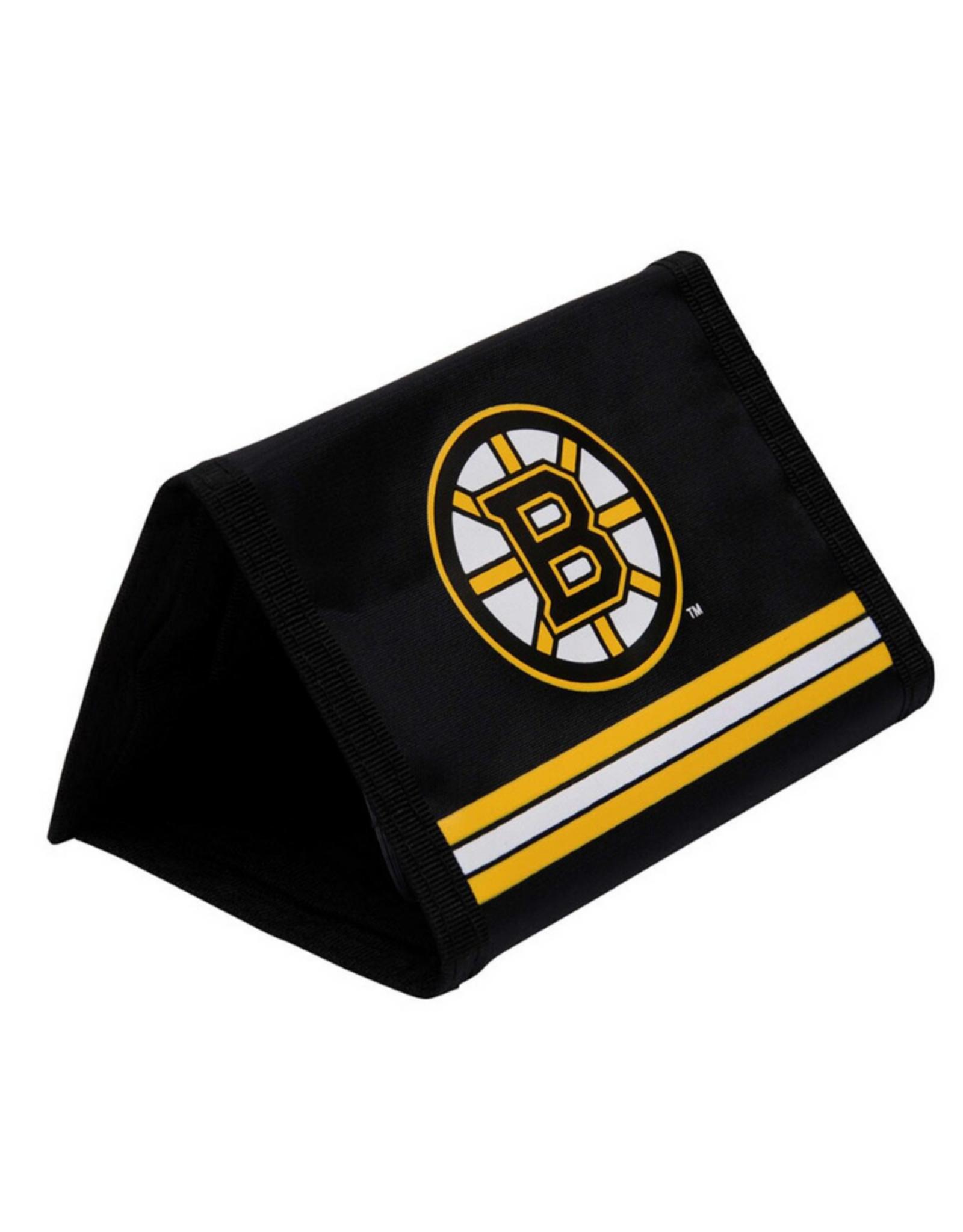 JF Sports Velcro Wallet Boston Bruins