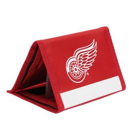 JF Sports Velcro Wallet Detroit Red Wings