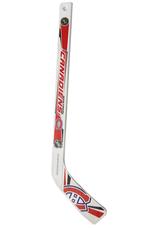 Inglasco Mini Plastic Player Stick Montreal Canadiens