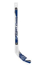 Inglasco Inglasco Mini Plastic Player Stick Toronto Maple Leafs