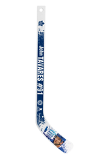 Inglasco Mini Plastic Player Stick Tavares #91 Toronto Maple Leafs