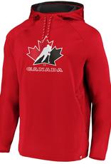 Fanatics Fanatics Men's Full Chest Logo Hoodie Team Canada Red