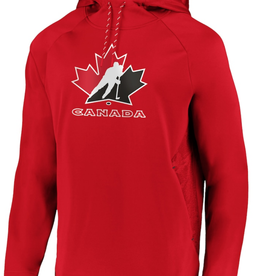 Fanatics Fanatics Men's Full Chest Logo Hoodie Team Canada Red