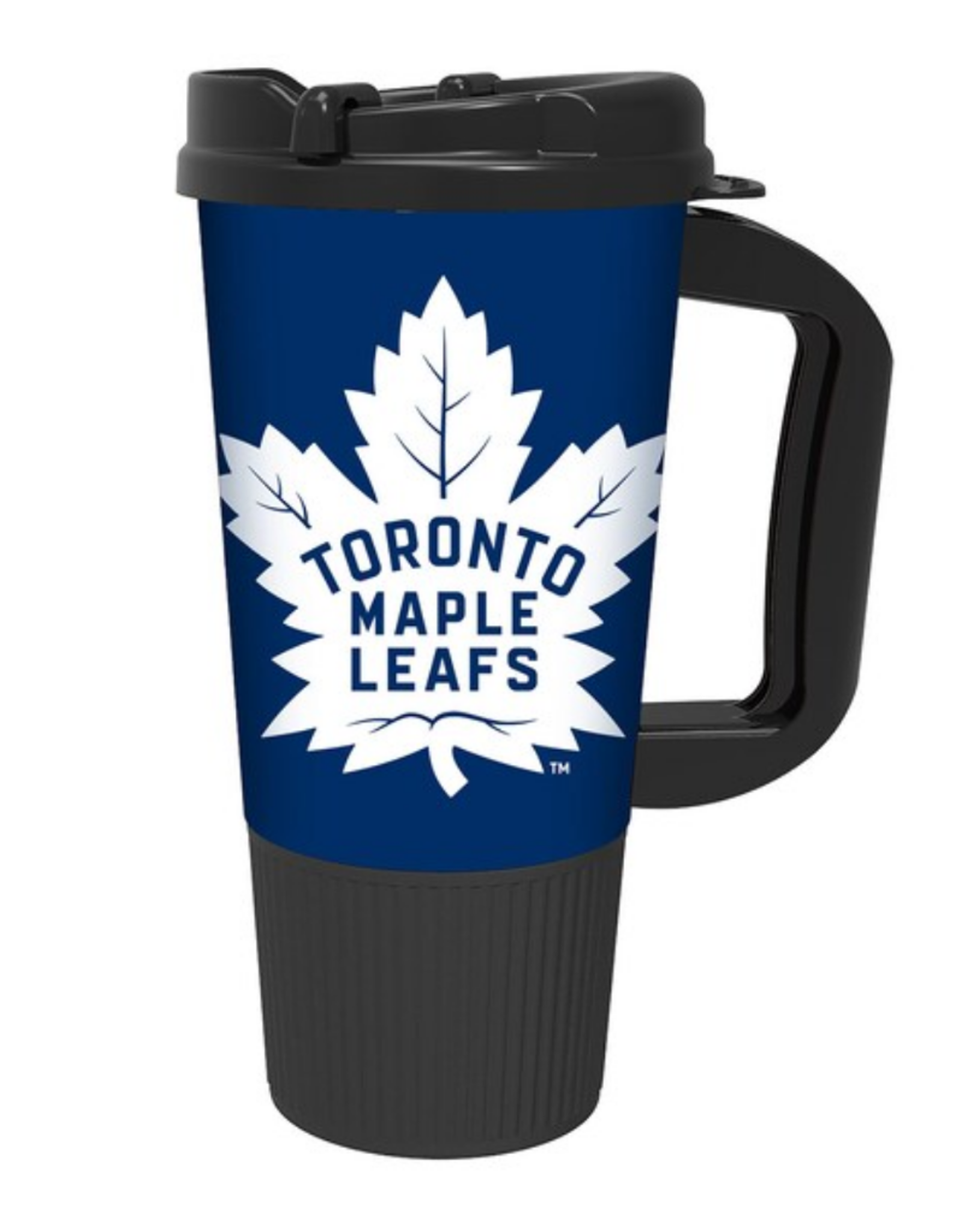 NHL Thermo Gripper Mug Toronto Maple Leafs