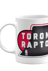NBA 11oz Sublimated Coffee Mug Toronto Raptors