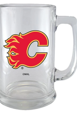NHL 15oz Sports Mug Wordmark Calgary Flames