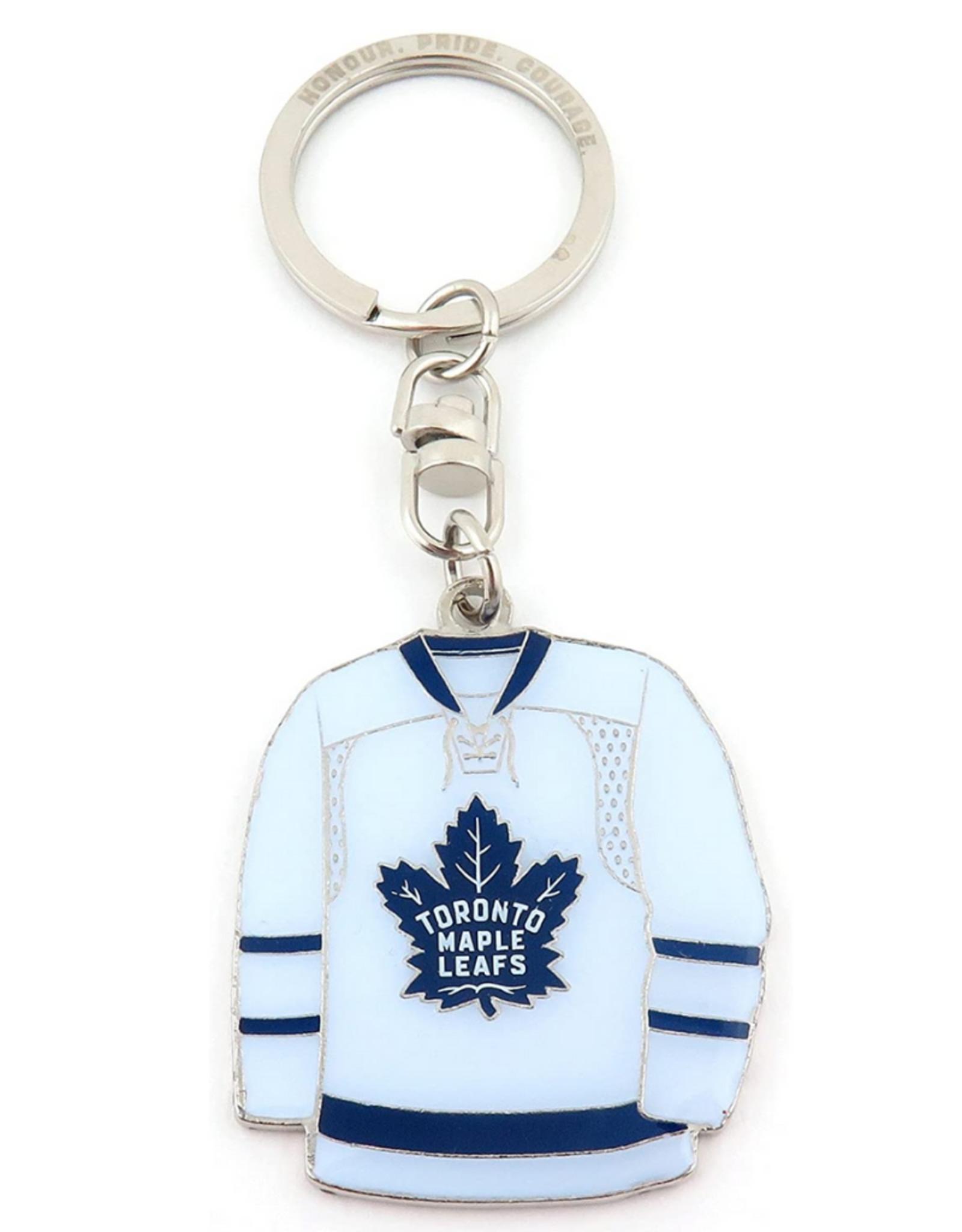 JF Sports Home/Away Keychain Toronto Maple Leafs