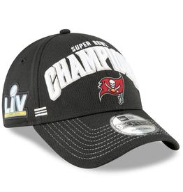 New Era Super Bowl LV Champions 9FORTY Hat Buccaneers