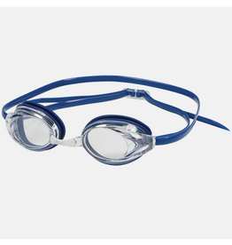 Leader Adult Zenith Swim Goggles Clear