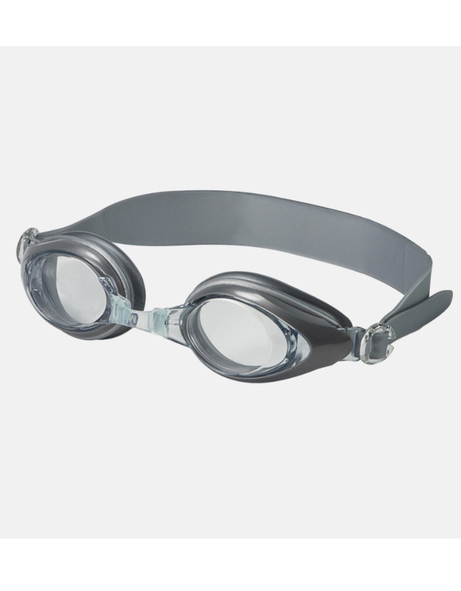 Leader Adult Lagoon Swim Goggle Clear/Grey