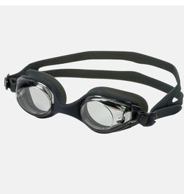 Leader Youth Sandcastle Swim Goggles Smoke/Black