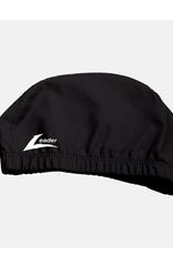 Leader Adult Platinum Ultra Swim Cap Black