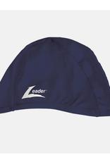 Leader Adult Match Swim Cap Navy