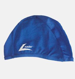 Leader Adult Match Swim Cap Royal