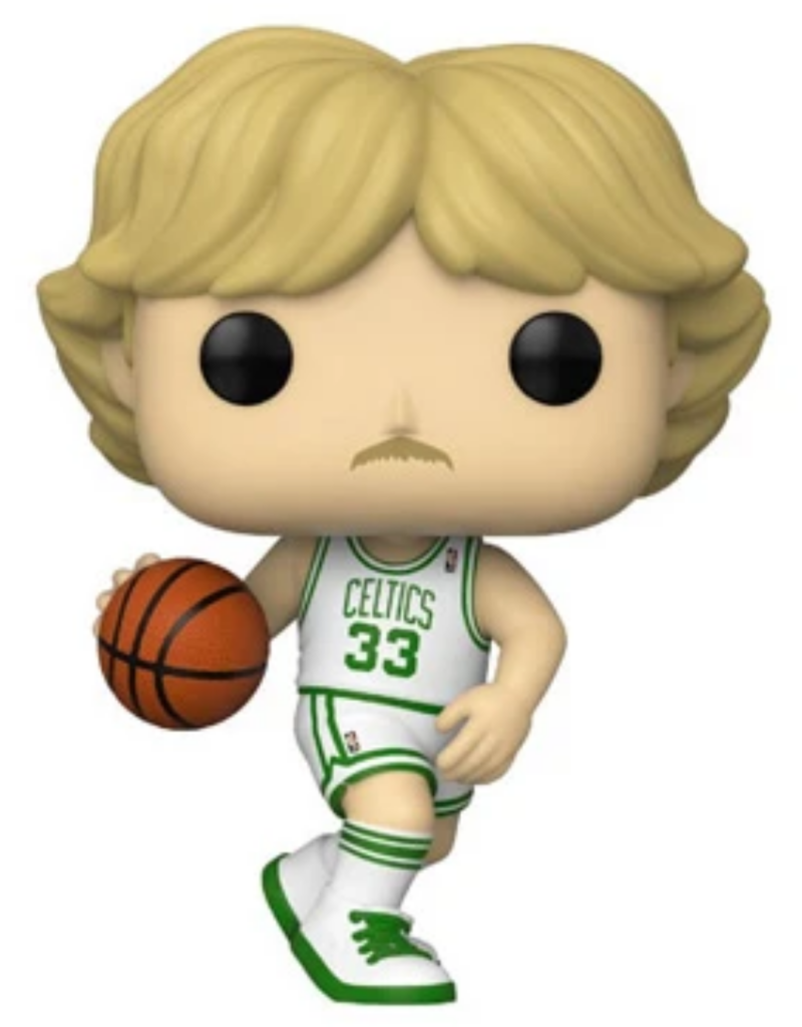 Funko POP! Figure Boston Celtics Larry Bird White